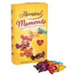Thorntons Moments Chocolates Carton 250g